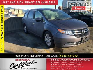 Used 2015 Honda Odyssey EX-L for sale in Vancouver, BC