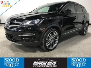 Used 2015 Lincoln MKC CLEAN CARFAX, AWD RESERVE . for sale in Calgary, AB