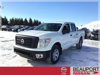 Used 2017 Nissan Titan S CREW CAB 4X4 ***26 000 KM*** for sale in Beauport, QC