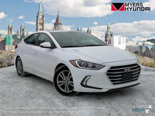 Used 2017 Hyundai Elantra GL for sale in Bells Corners, ON