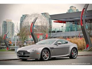 Used 2011 Aston Martin V8 Vantage - for sale in Vancouver, BC
