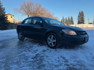 Used 2009 Chevrolet Cobalt LT Alloys / Sunroof / Nice Tires / Low KM for sale in Winnipeg, MB