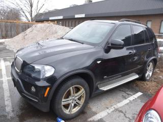 Used 2008 BMW X5 4.8i LEATHER/SUNROOF for sale in Concord, ON