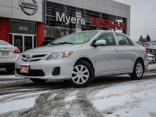 Used 2011 Toyota Corolla S for sale in Orleans, ON