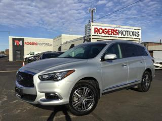 Used 2016 Infiniti QX60 AWD - NAVI - 7 PASS - 360 CAMERA for sale in Oakville, ON