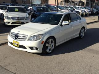 Used 2009 Mercedes-Benz C-Class 4dr Sdn 3.0L 4MATIC for sale in Scarborough, ON