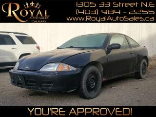 Used 2002 Chevrolet Cavalier VL for sale in Calgary, AB