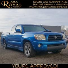 Used 2006 Toyota Tacoma X-Runner for sale in Calgary, AB