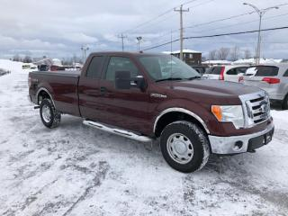 Used 2010 Ford F-150 Xlt 4x4 Boîte De 8 for sale in Lévis, QC