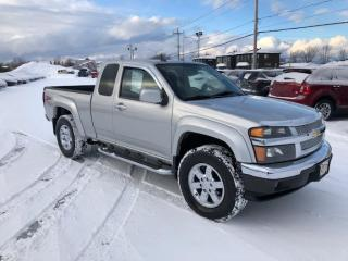 Used 2012 Chevrolet Colorado LT 4X4 Z71 for sale in Lévis, QC