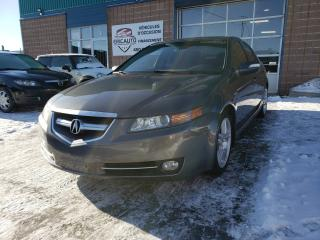 Used 2008 Acura TL Tech Package Cuir for sale in St-Eustache, QC