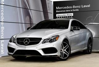 Used 2017 Mercedes-Benz E-Class E400 AWD for sale in Laval, QC
