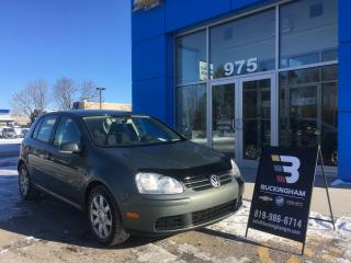 Used 2008 Volkswagen Rabbit Trendline for sale in Gatineau, QC
