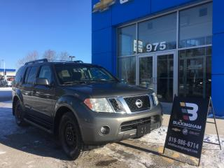 Used 2009 Nissan Pathfinder Carproof Clean One for sale in Gatineau, QC