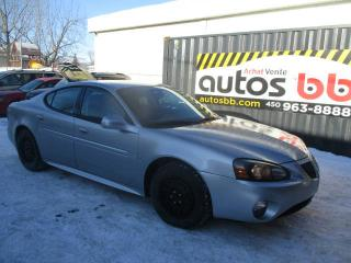Used 2008 Pontiac Grand Prix Berline 4 portes for sale in Laval, QC