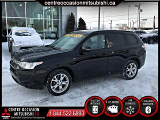 Used 2014 Mitsubishi Outlander SE TOURING AWC TOIT OUVRANT MAGS 18PO for sale in St-Jérôme, QC