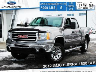 Used 2012 GMC Sierra 1500 Sle 4x4 Frein for sale in Victoriaville, QC
