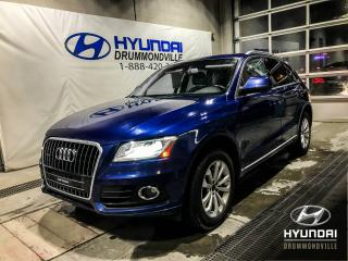 Used 2014 Audi Q5 PREMIUM PLUS 2.0T + GARANTIE + TOIT PANO for sale in Drummondville, QC