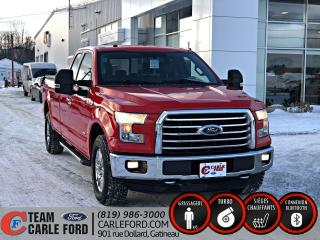 Used 2016 Ford F-150 Ford F-150 XLT 2016, Caméra de recul, bl for sale in Gatineau, QC