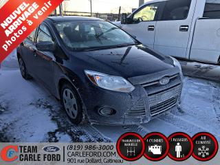 Used 2012 Ford Focus Berline S 4 portes for sale in Gatineau, QC