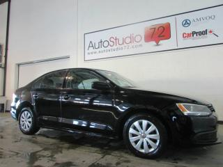 Used 2012 Volkswagen Jetta 2.0L **MANUELLE**A/C**SIEGES CHAUFFANTS* for sale in Mirabel, QC
