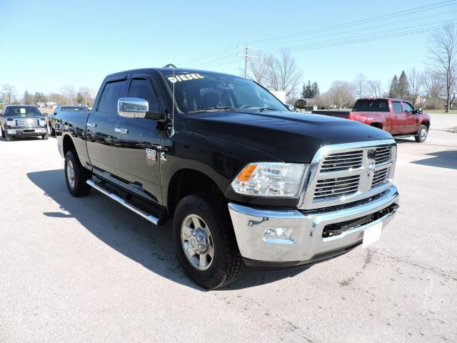 2012 RAM 2500 SLT. Diesel. New tires. Leather. Navigation