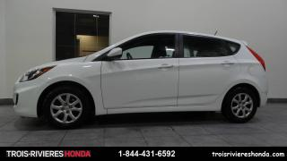Used 2014 Hyundai Accent L for sale in Trois-Rivières, QC