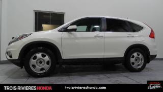 Used 2016 Honda CR-V SE AWD CRUISE-BLUETOOTH-CAMÉRA DE RECUL for sale in Trois-Rivières, QC