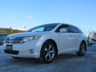 Used 2010 Toyota Venza LIMITED V6 AWD / GREAT SERVICE HISTORY for sale in Newmarket, ON