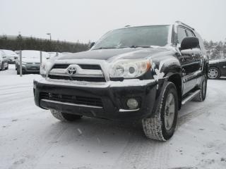 Used 2007 Toyota 4Runner SR5 V6 / 4X4/ ONE OWNER for sale in Newmarket, ON