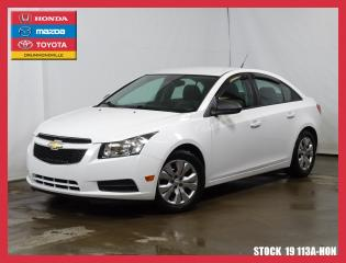 Used 2014 Chevrolet Cruze 2ls+a/c+ +en Ordre for sale in Drummondville, QC