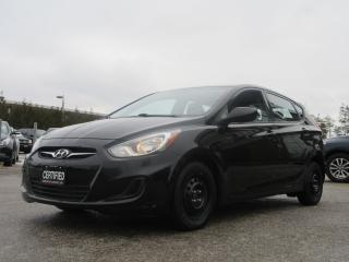 Used 2014 Hyundai Accent GLS / ONE OWNER / AUTO / BLUETOOTH for sale in Newmarket, ON