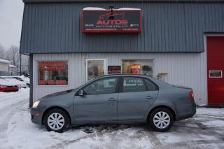 Used 2007 Volkswagen Jetta TRENDLINE A/C for sale in Lévis, QC
