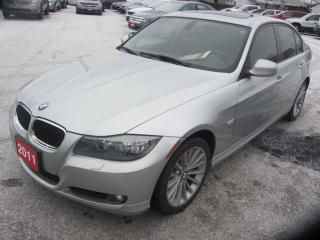 Used 2011 BMW 3 Series 328i xDrive for sale in Hamilton, ON