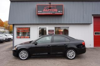 Used 2012 Volkswagen Jetta 2.5L for sale in Lévis, QC