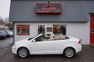 Used 2008 Volkswagen Eos 2.0T for sale in Lévis, QC