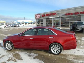 Used 2014 Cadillac CTS AWD for sale in Owen Sound, ON