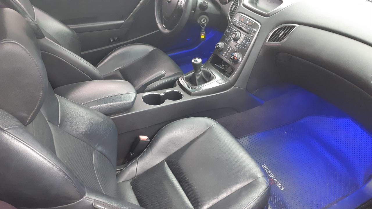 2012 Hyundai Genesis Coupe Premium