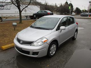 Used 2012 Nissan Versa 1.8 SL~NAVIGATION~LOW MILEAGE~CERTIFIED for sale in Toronto, ON