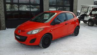 Used 2011 Mazda MAZDA2 Gx,grp électrique for sale in Sherbrooke, QC
