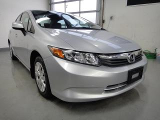 Used 2012 Honda Civic NO ACCIDENT,VERY CLEAN,ECO BOOST for sale in North York, ON