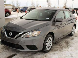New 2019 Nissan Sentra SV 4dr FWD Sedan for sale in Edmonton, AB