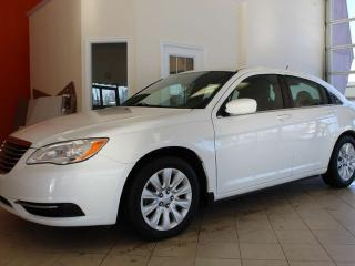 Used 2012 Chrysler 200 LX for sale in Red Deer, AB
