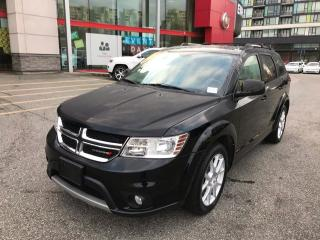 Used 2014 Dodge Journey Limited for sale in Richmond, BC