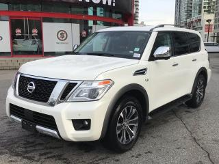 Used 2018 Nissan Armada SL for sale in Richmond, BC
