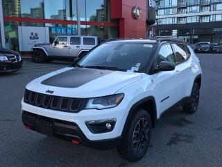 New 2019 Jeep Compass Trailhawk for sale in Richmond, BC
