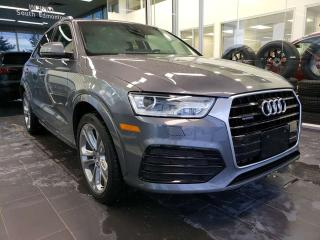 Used 2018 Audi Q3 PROGRESSIV, SUNROOF, HEATED SEATS for sale in Edmonton, AB