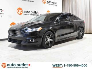 Used 2013 Ford Fusion SE; LEATHER, HEATED SEATS, SUNROOF, ACTIVE PARK ASSIST for sale in Edmonton, AB