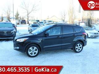 Used 2014 Ford Escape SE; HEATED SEATS, BACKUP CAM, BLUETOOTH, A/C AND MORE for sale in Edmonton, AB