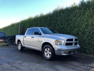 Used 2018 RAM 1500 OUTDOORSMAN 4X4 + BLUETOOTH + BACK-UP CAMERA for sale in Surrey, BC
